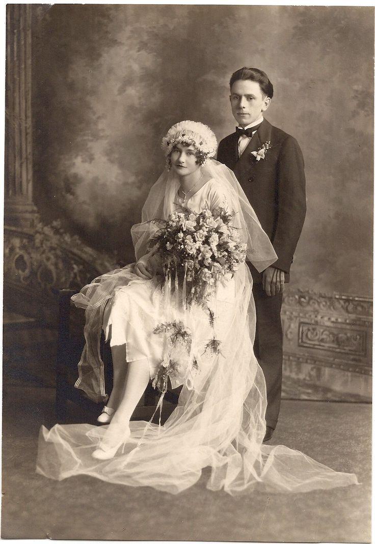 Laat je inspireren op de huwelijksfoto's van je ouders of oma en opa!