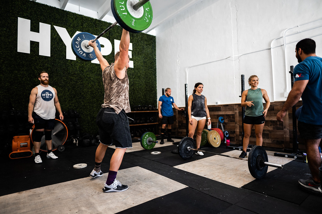 HYPE Strength gym boca raton muscle building fitness crossfit