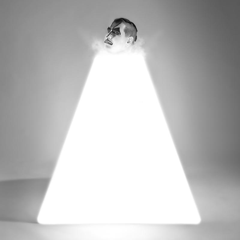 """Album artwork for Aspic Tines' """"Enchanté, Madame A.I."""""""
