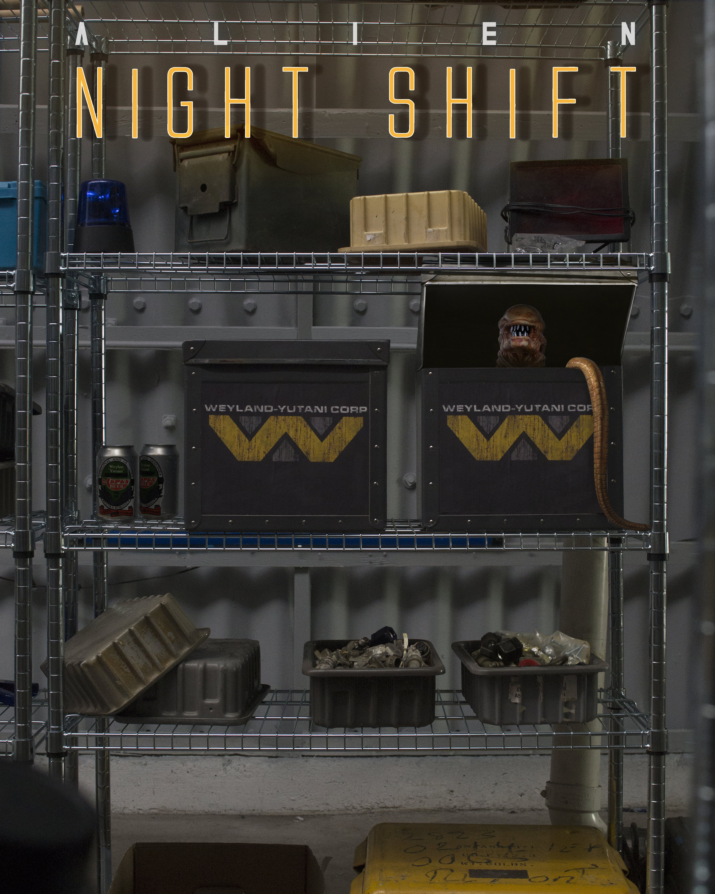 Alien: Night Shift movie poster