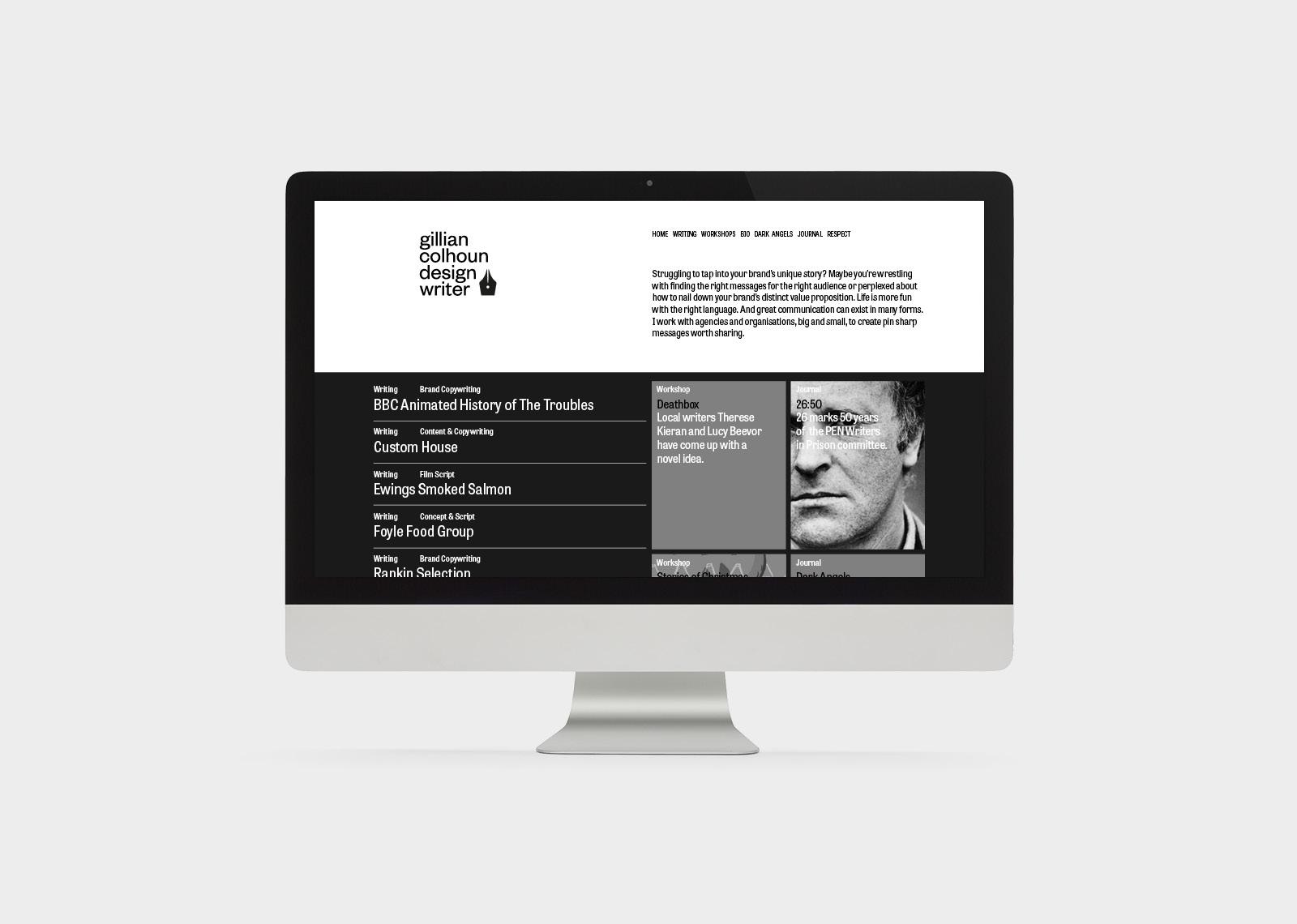 Powerful Words – Brand & Website Design – Design Writer