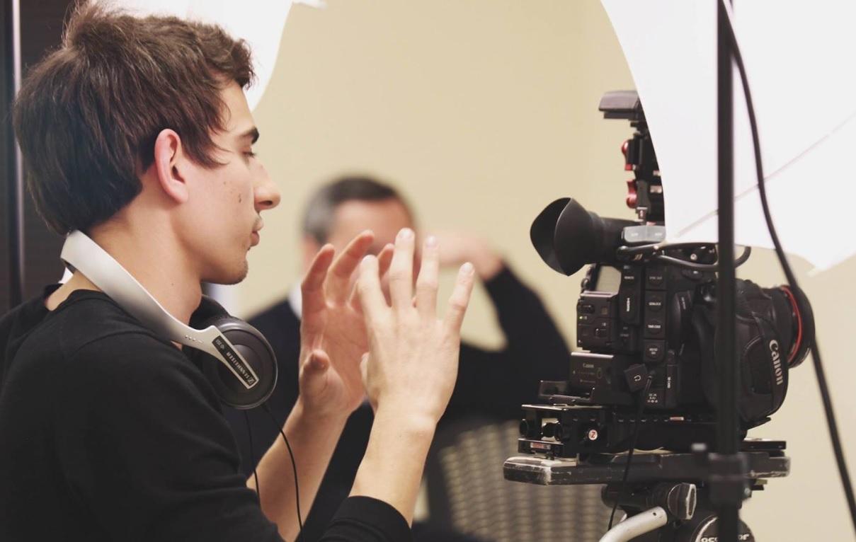 Eugene Simonov is an Emmy-award winning filmmaker and producer.