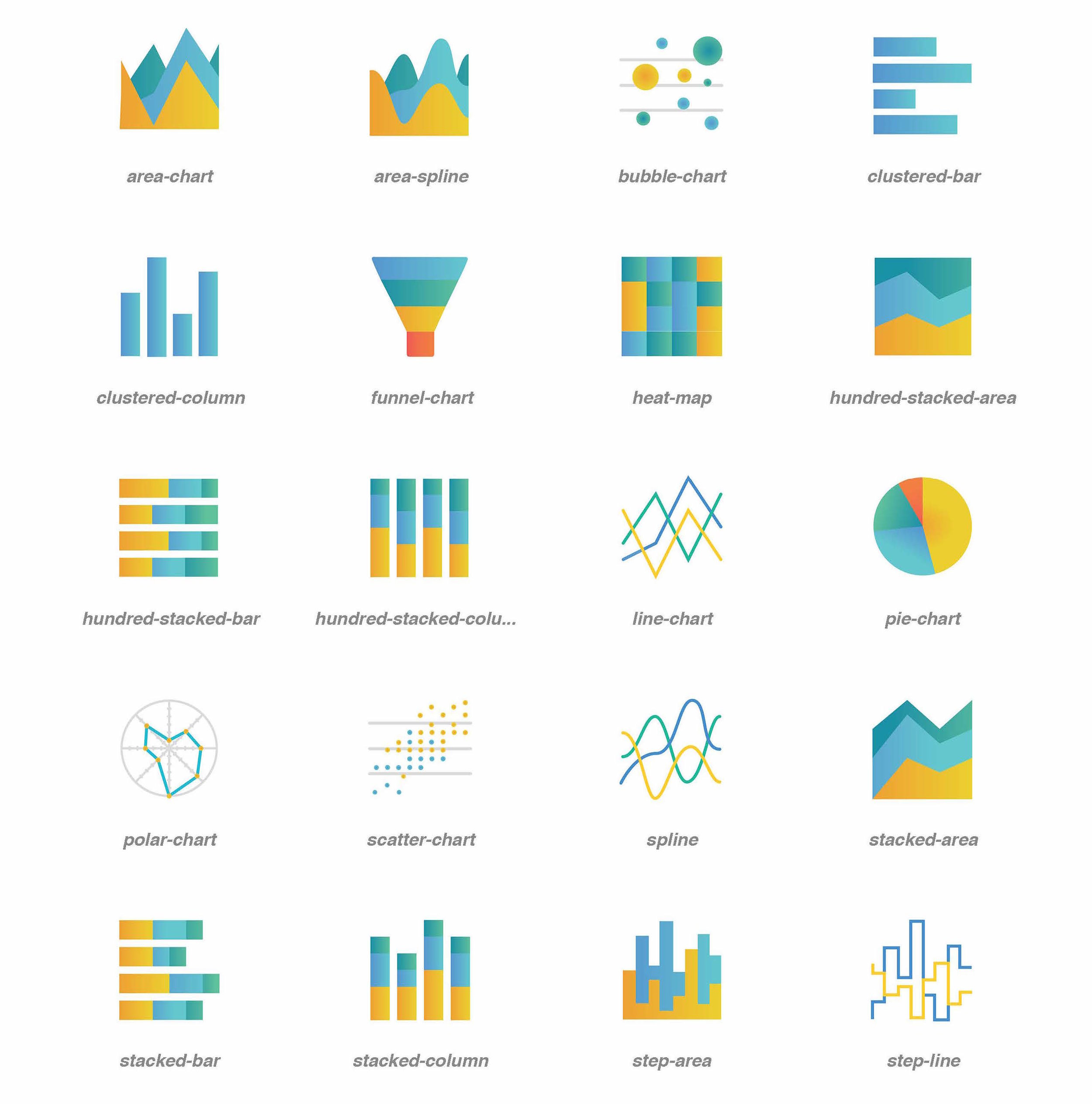 Anzo Graph Icons