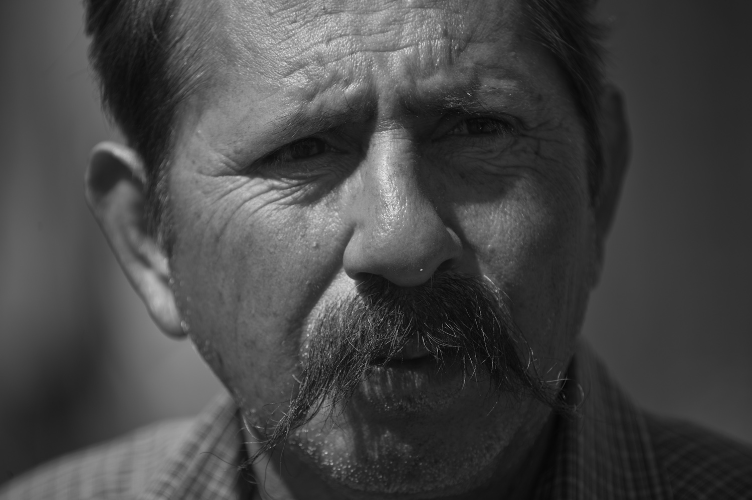 Humberto. San Joaquin Valley field worker.