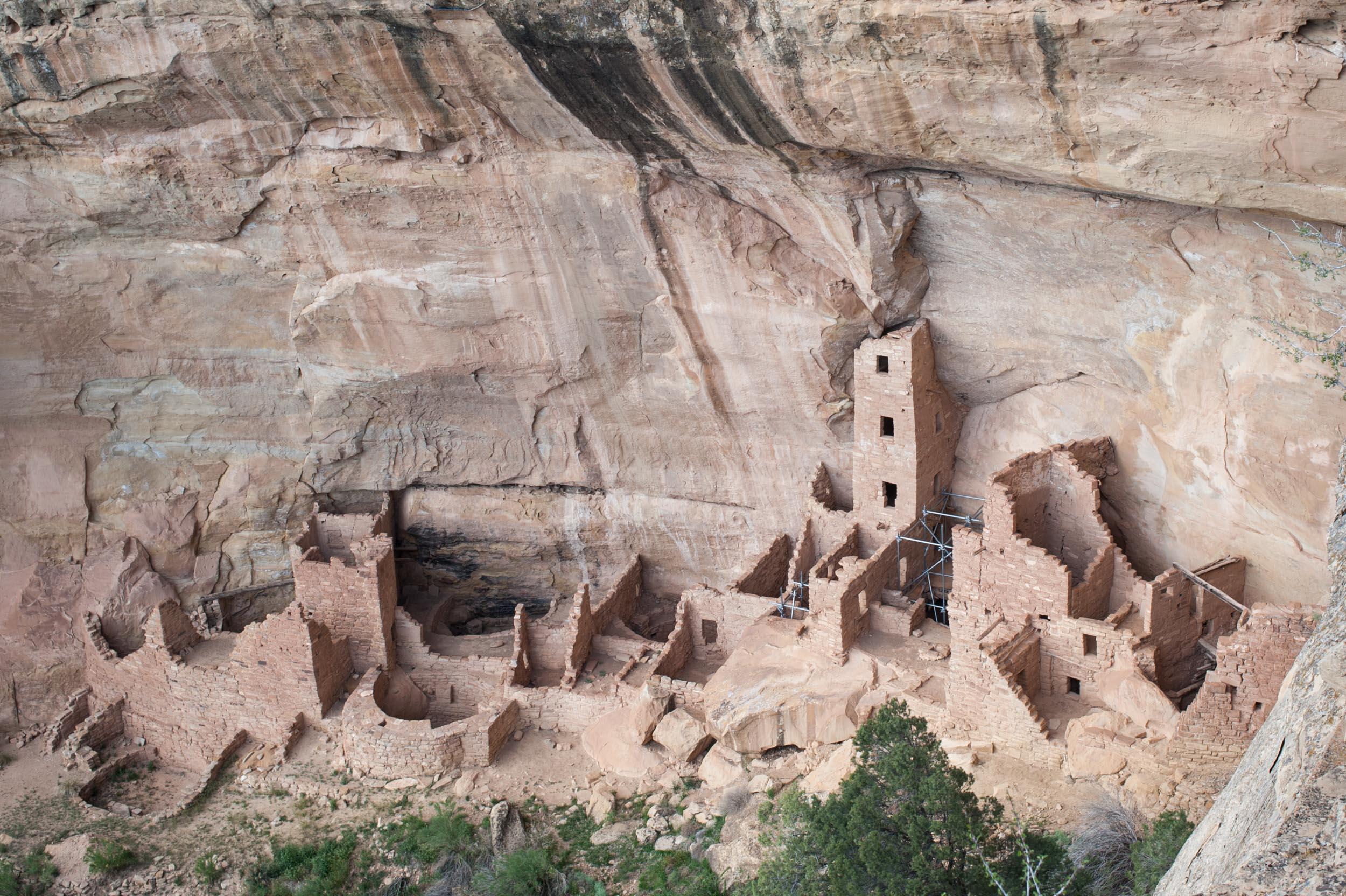 Mesa Verde National Park, Colorado.
