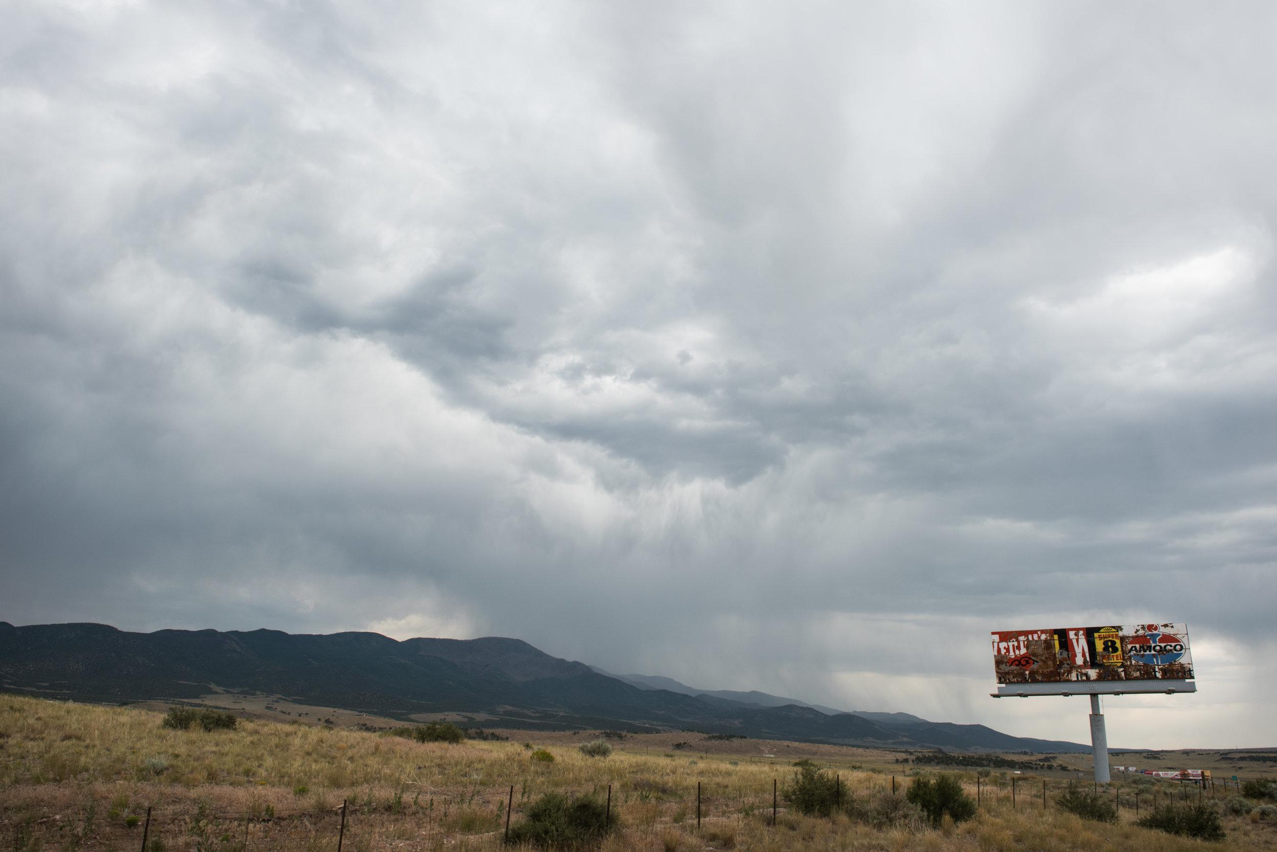 Tushar Range, Utah.