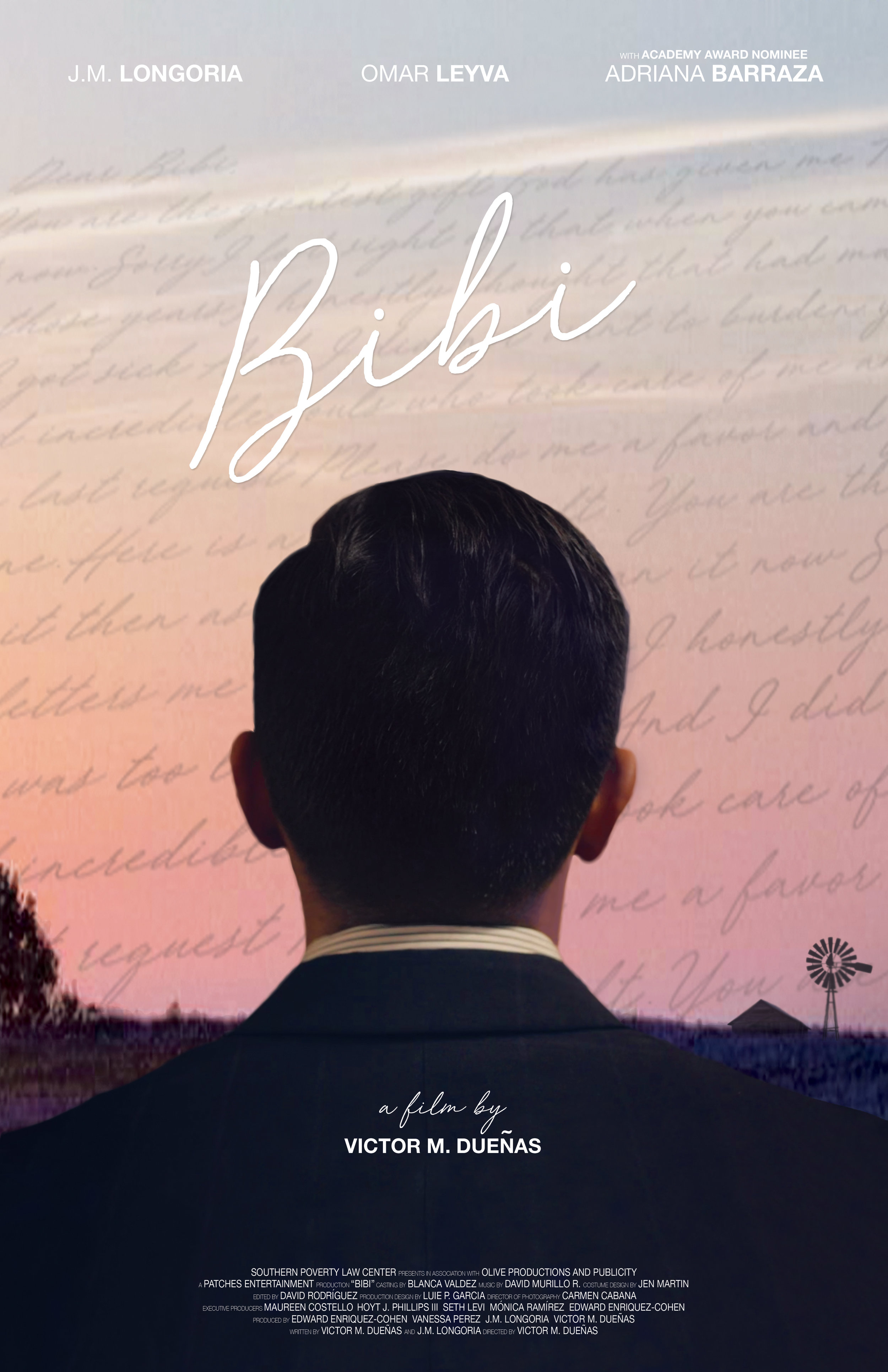 Directed by Victor M. Dueñas - Inspired by the true story between lead actor/co-writer and RGV native JM Longoria (Miracles from Heaven) and his father.