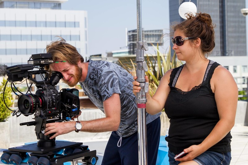 Melissa Vitello, Bryan Ricke - Melissa and Bryan are a husband and wife filmmaking team that have collaborated on 2 features and several shorts and seek to tell positive stories about flawed, relatable characters that are always fun to watch.