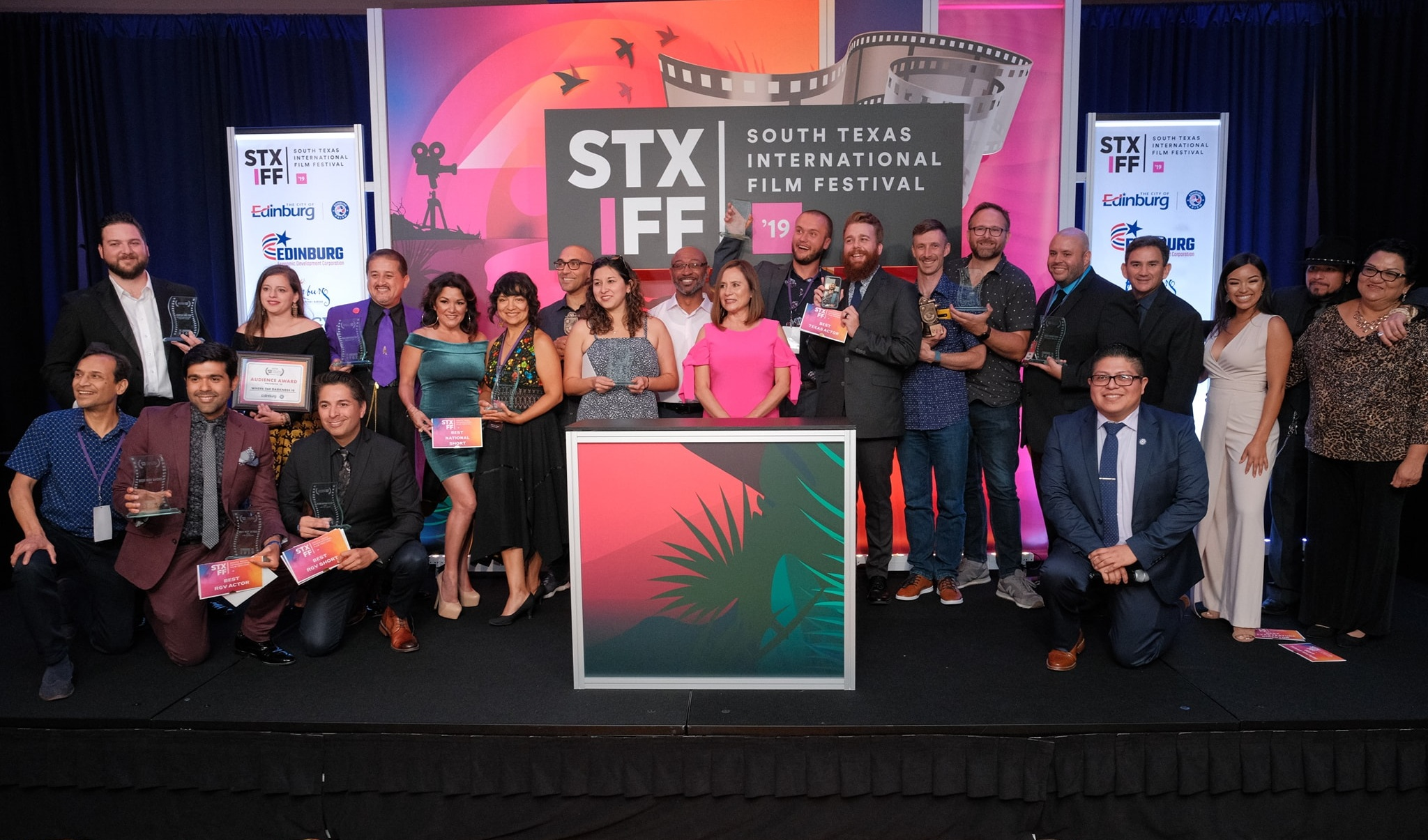 Congratulations! - Congratulations to all of the 2019 South Texas International Film Festival award winners!Full List of Winners