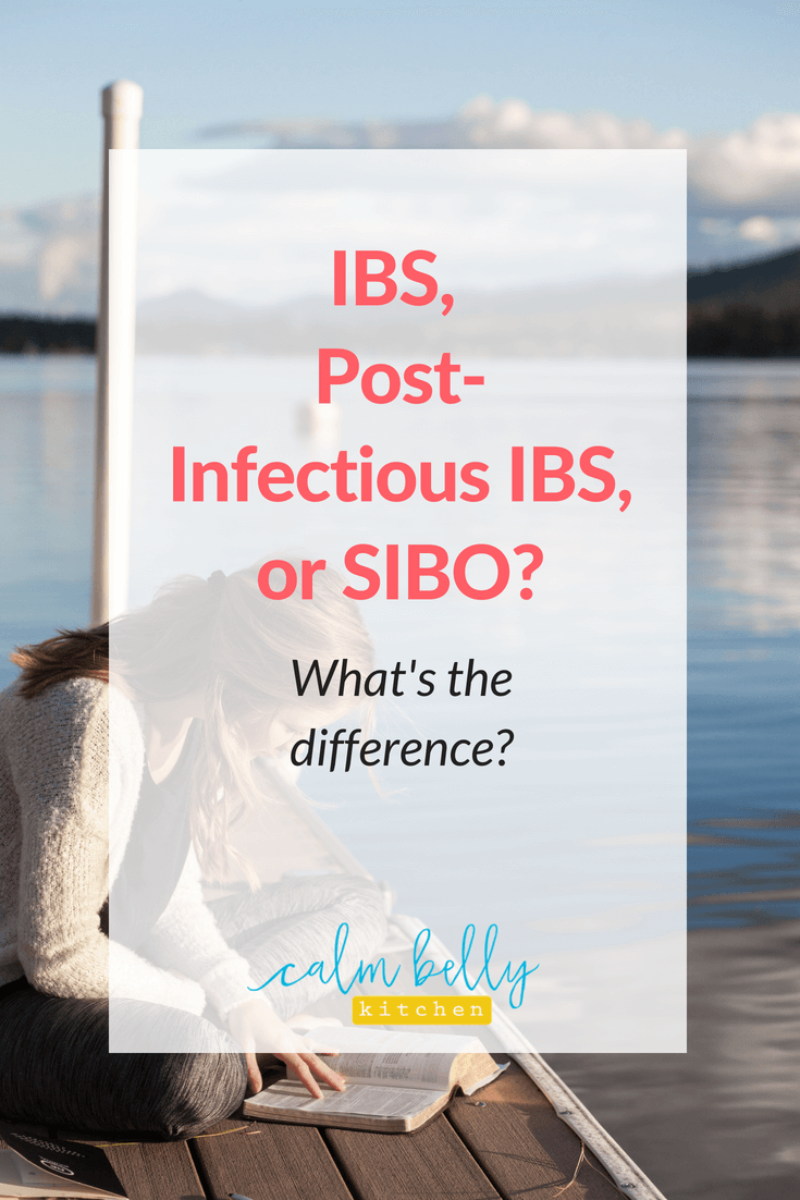 It's essential to know what type of IBS you have. Post-infectious IBS may be curable over time. Or you may have SIBO, which often looks very similar to classic IBS. Learn more about these 3 commonly misunderstood digestive disorders, and how to diagnose and manage them.