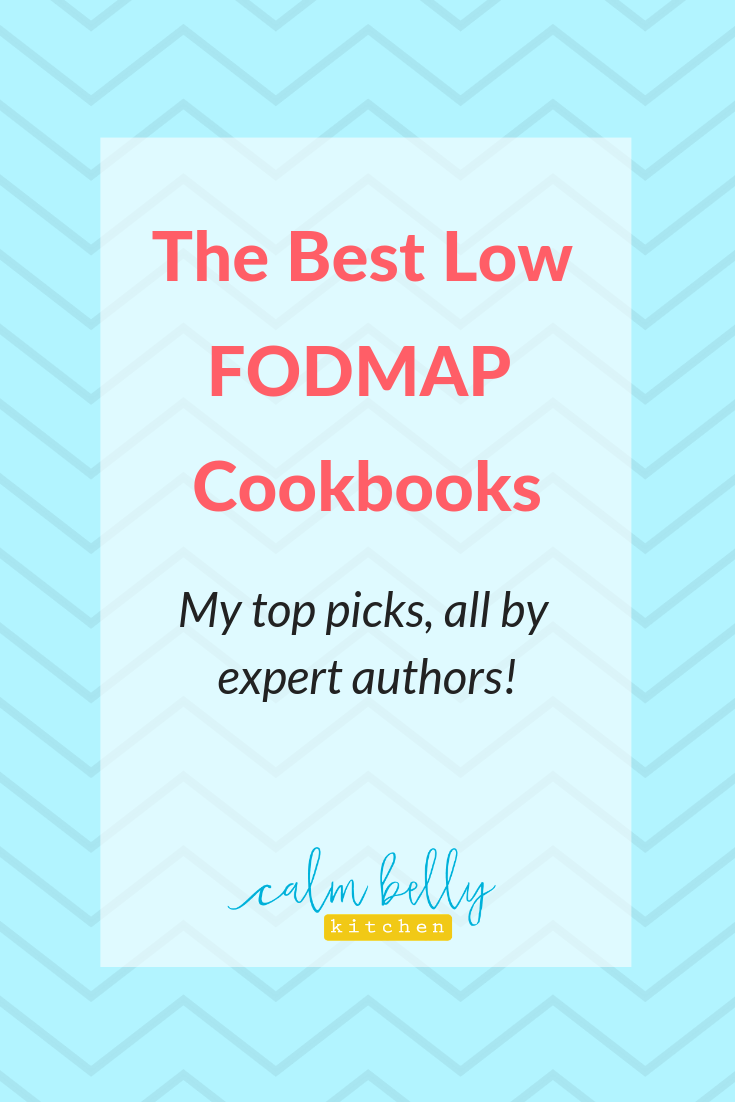 Having a dedicated FODMAP Diet cookbook on hand takes the guesswork out of cooking for IBS. You will definitely find your perfect cookbook in my roundup of top picks (yes, even for vegans and SIBO patients!).