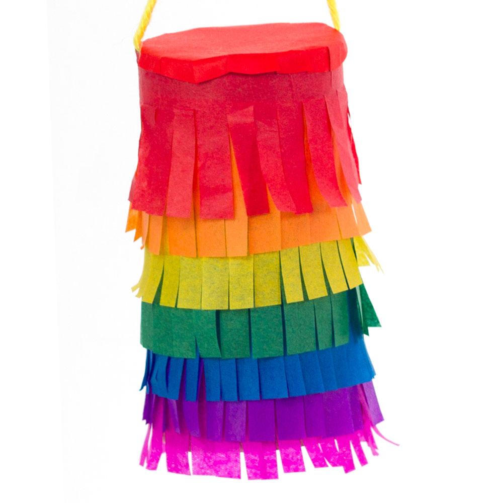 diy mini piñata craft