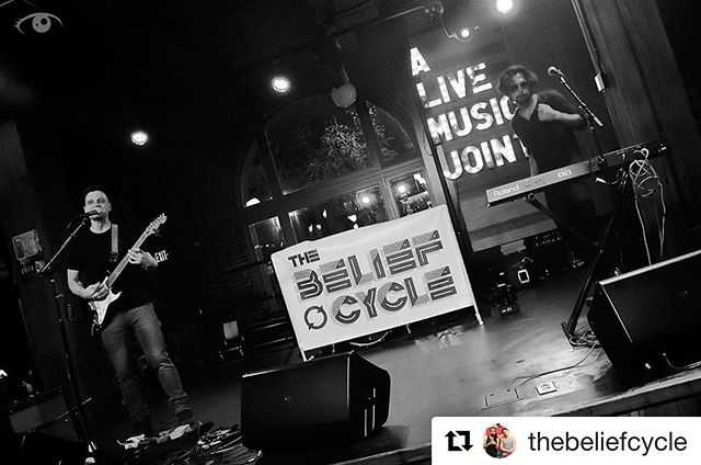 #Repost @thebeliefcycle with @get_repost ・・・ We had a great time last week! Thanks to anyone that caught us at the @tinroofstlouis and/or @monoclestl with @looprat_music . Our next dates are 6/5 at the Monocle in St. Louis and 7/5 at @crystalquestmidwest outside of Chicago 🙏🏼