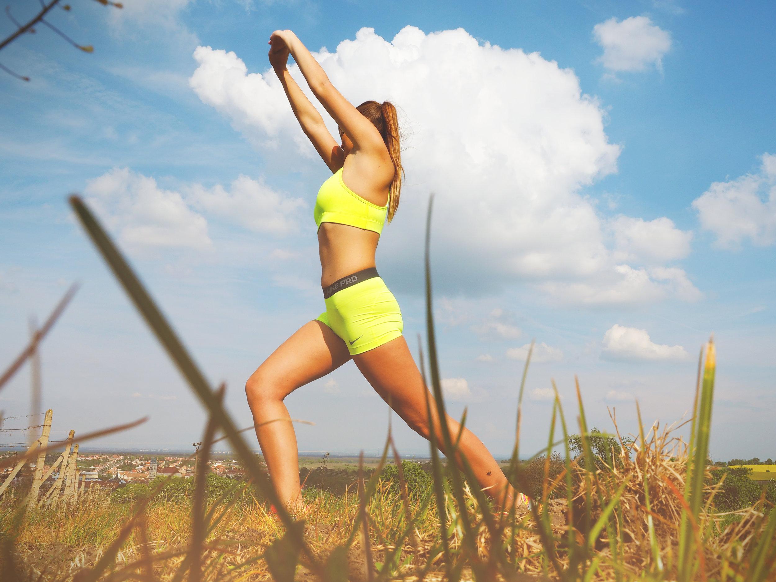 Fitness Tips – Ben Palocko / FitnessPenPal
