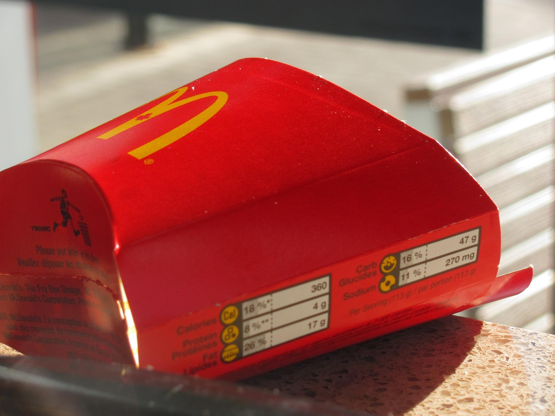 McDonald's – Healthy vs. Unhealthy