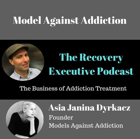 The recovery executive Podcats interview with the Founder - Click  Here