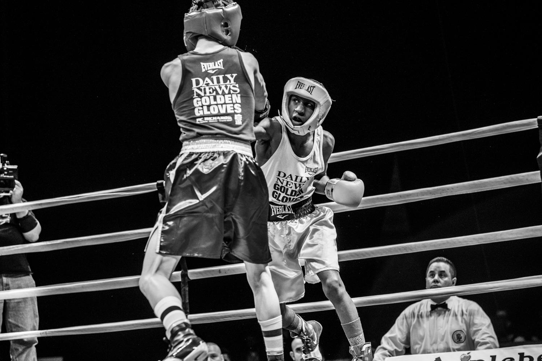 Golden Gloves, Final, Barclays Center