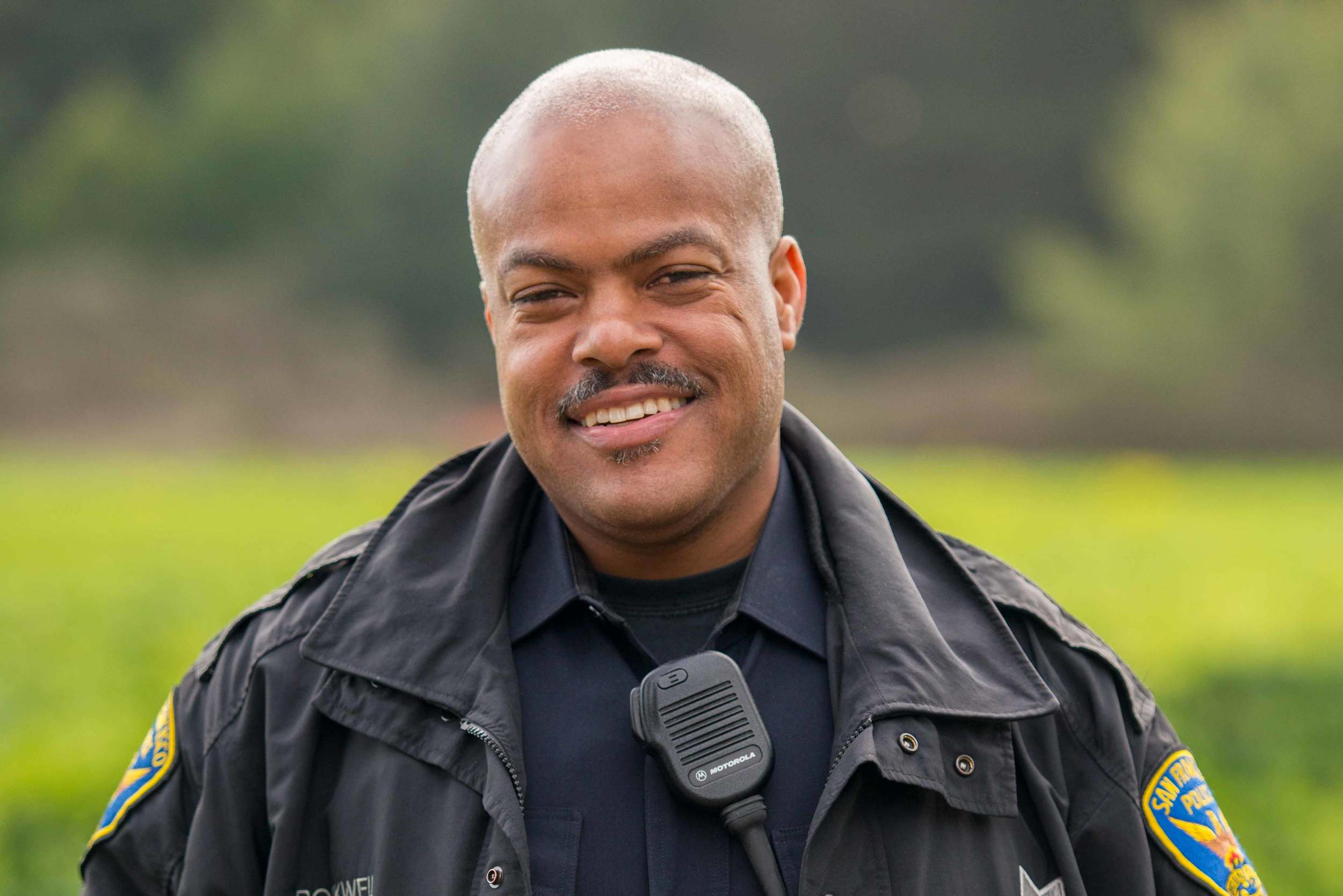 Officer Raphael Rockwell /  San Francisco Police Department