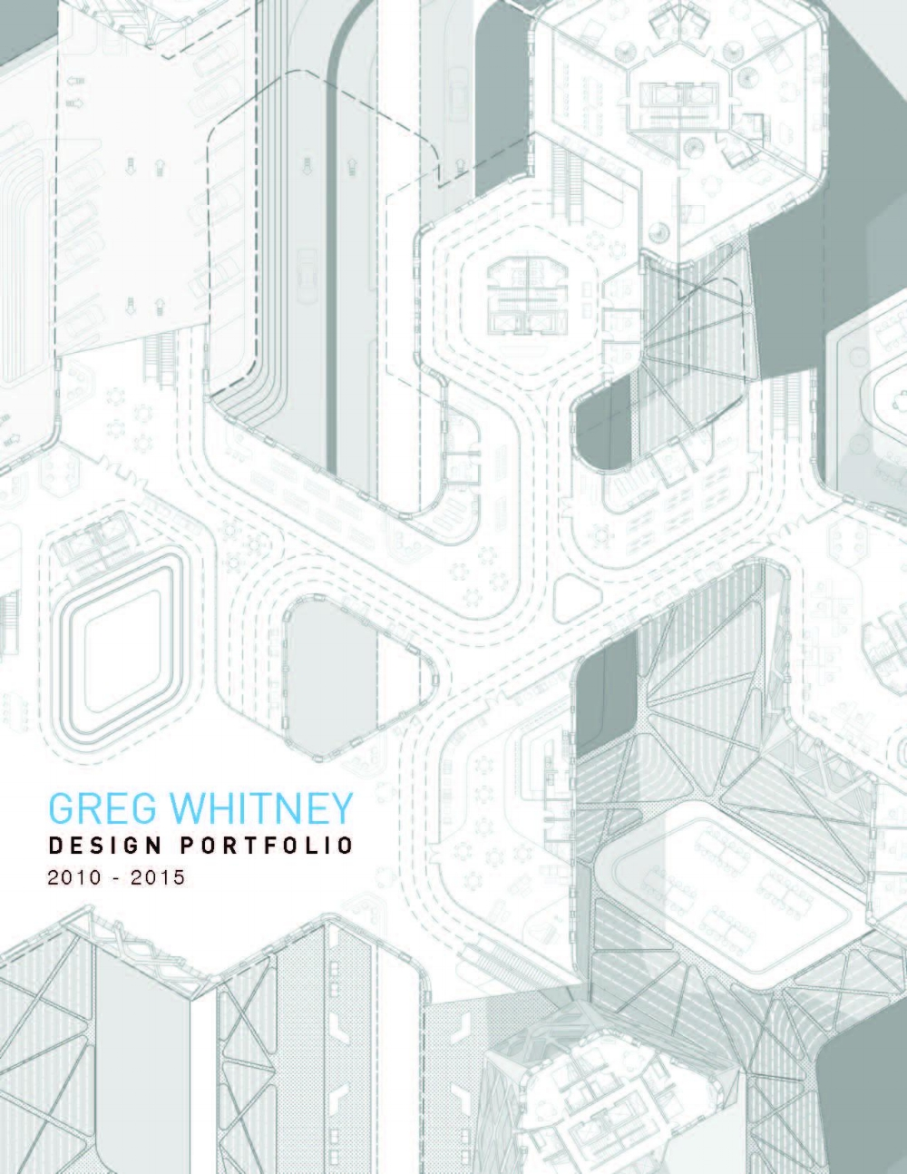 10 Outstanding Architecture Portfolio Example Covers