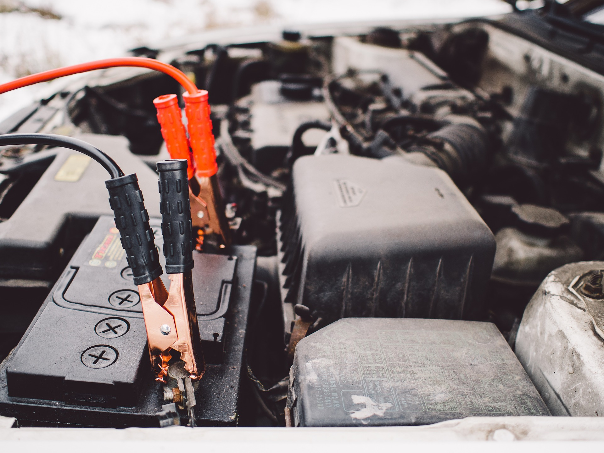 Best Jumper Cables   Disclaimer: There are affiliate links in this post. This means that at no cost to you, I will receive a small commission if you purchase through my link. I will only ever promote the products and services that I trust and 100% recommend. You may read my full  disclosure policy  for more information. Thanks for supporting my business in this way.