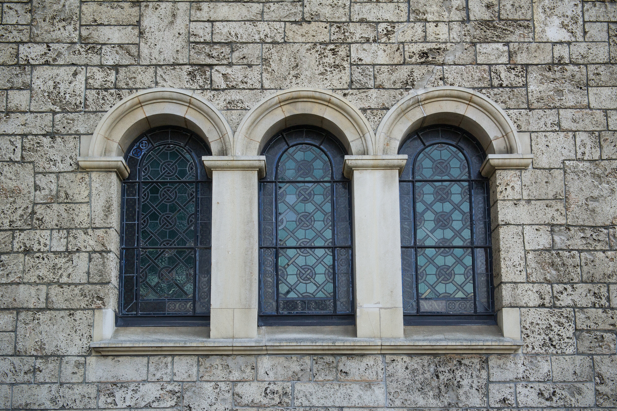 瑞士苏黎世恩格教堂的石台