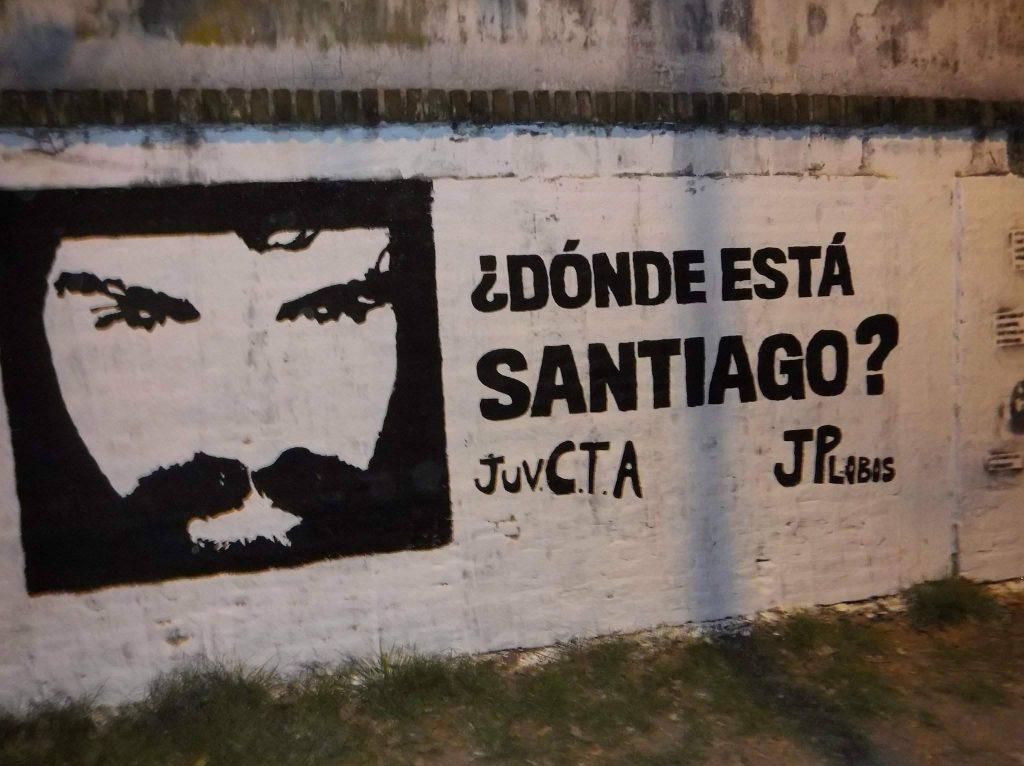 Fuente: http://www.santiagomaldonado.com/