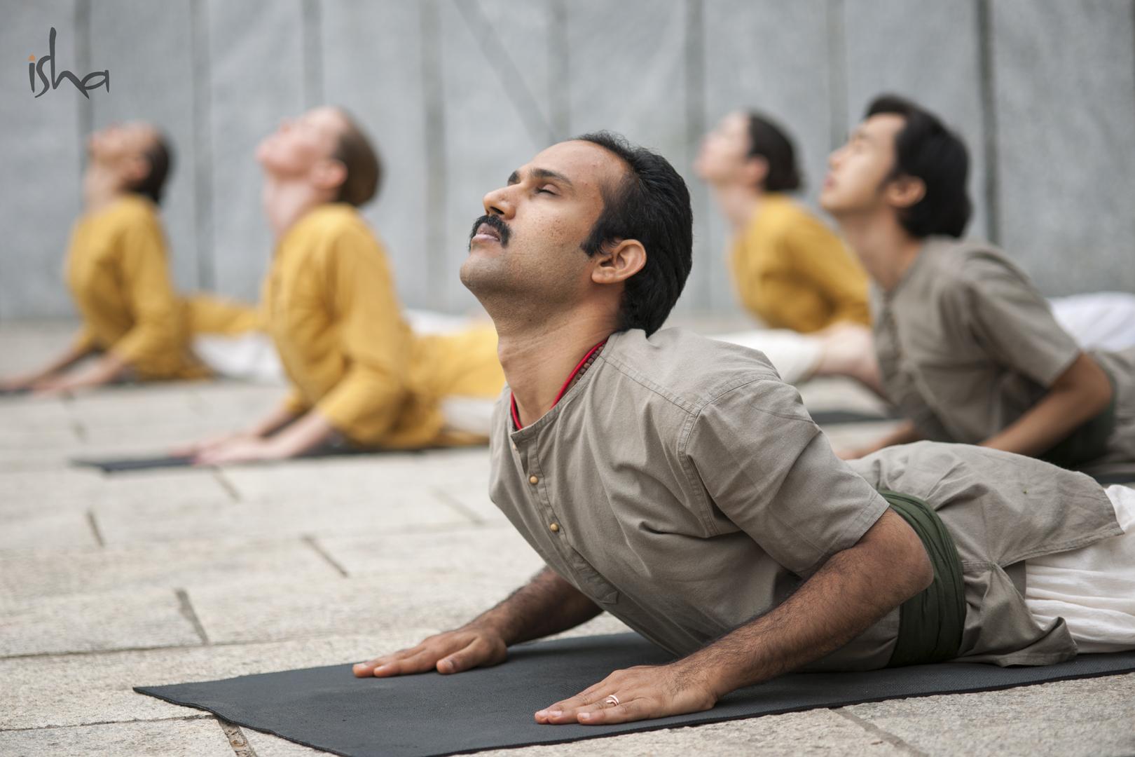Surya Kriya Igip Formerly Corrections Session The Hatha Yoga Effect