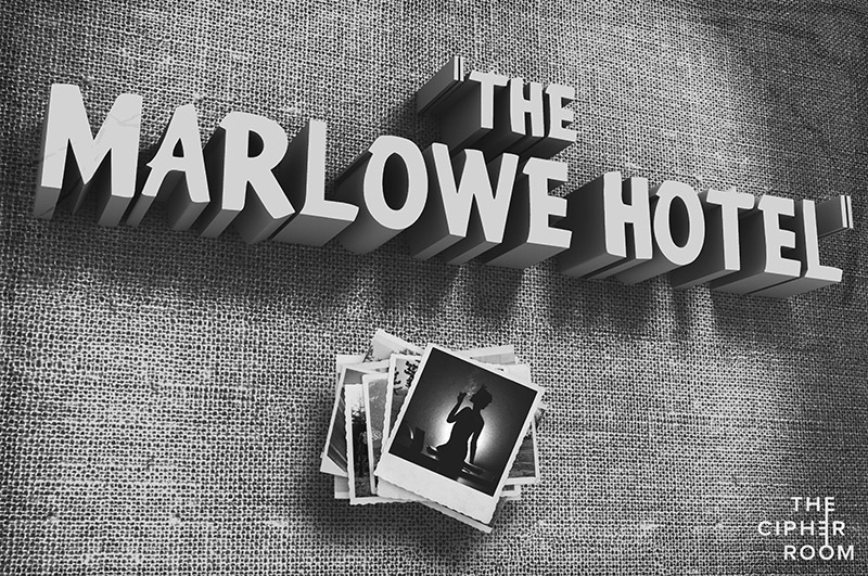 A film noir, private investigator adventure!
