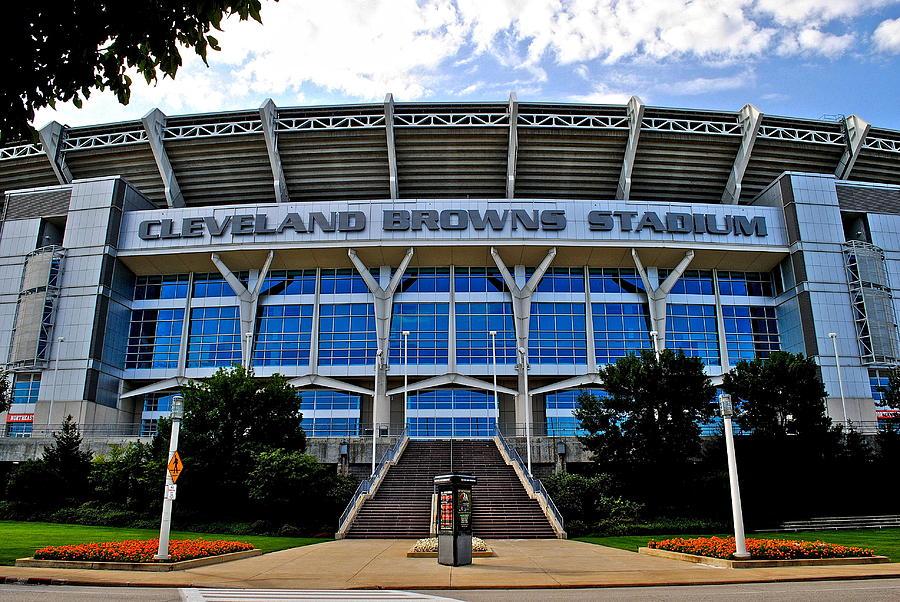 Cleveland Browns Stadium 1