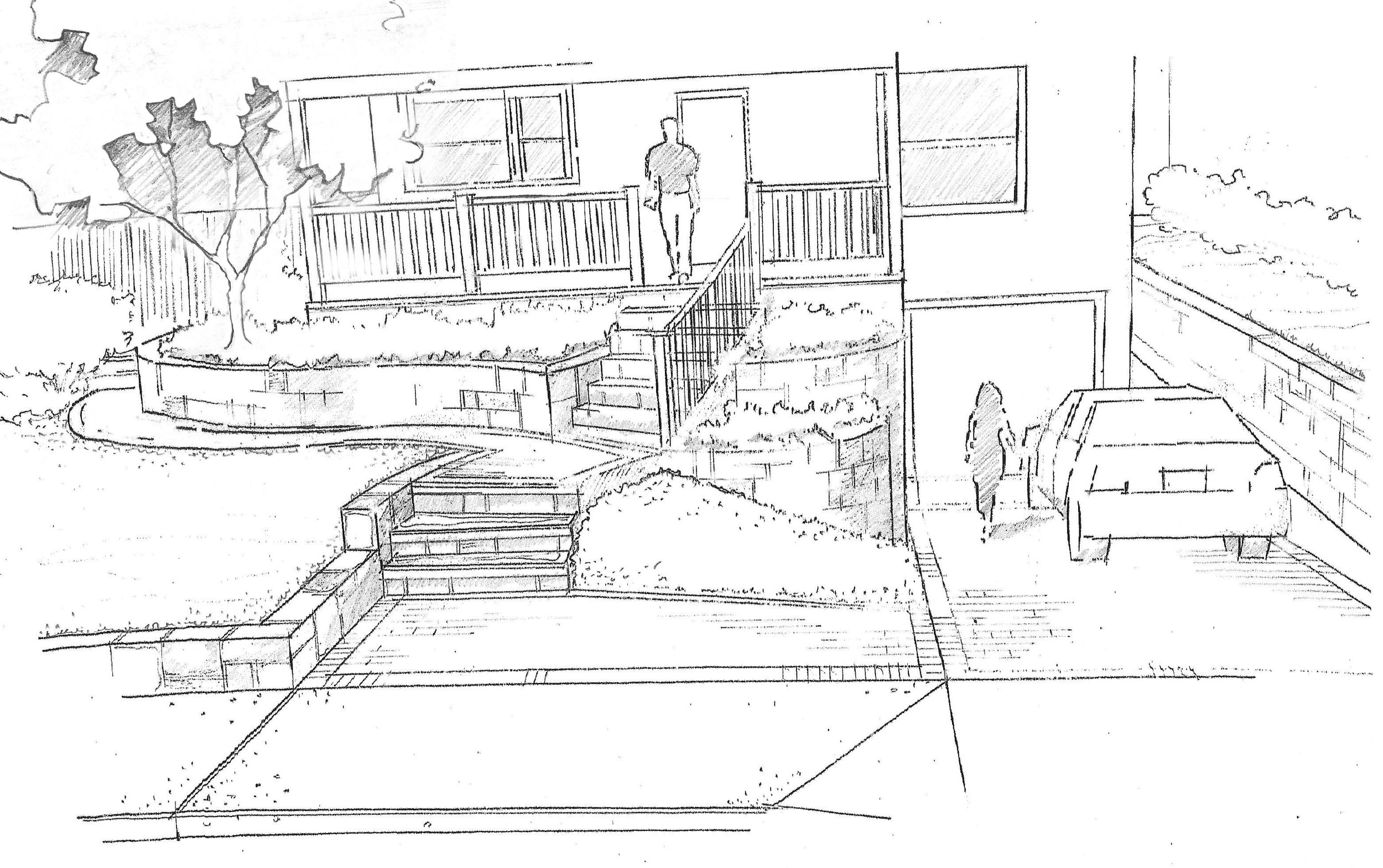 Concept Sketch-Frontal