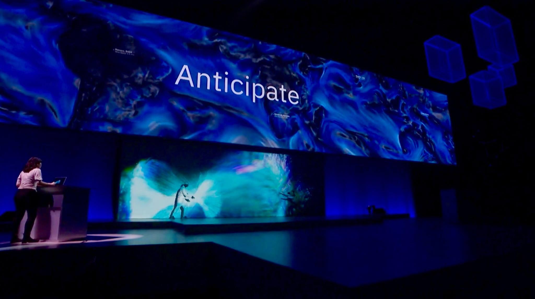 Elastic Shore @ IBM Amplify