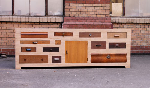 mystery drawers