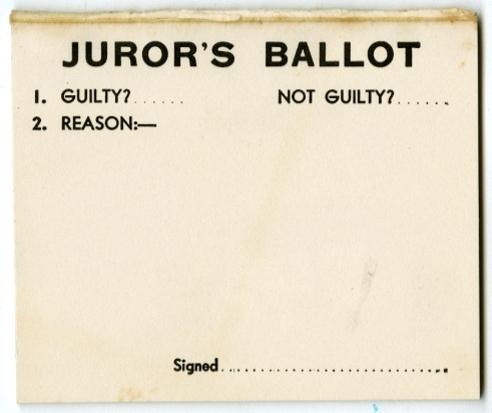jury duty is fascinating