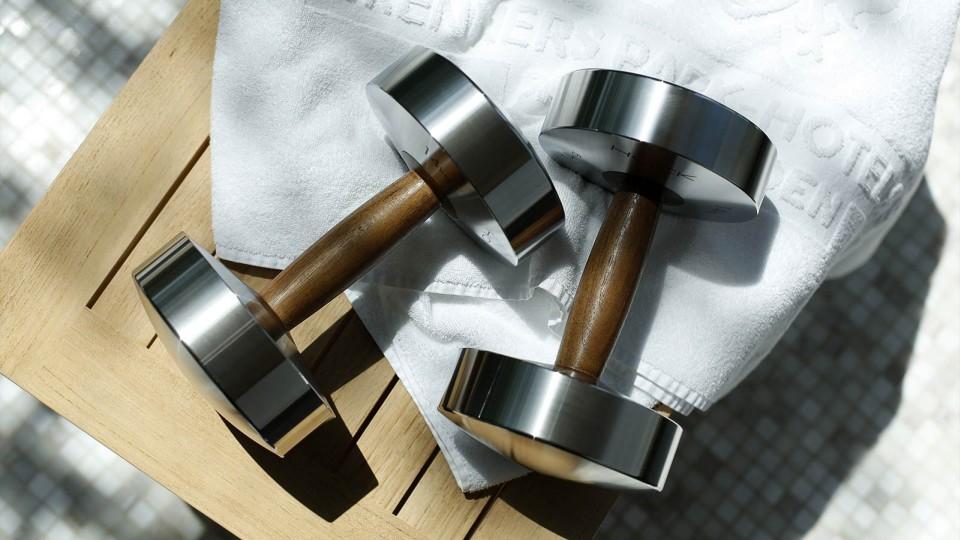 brock gym gear