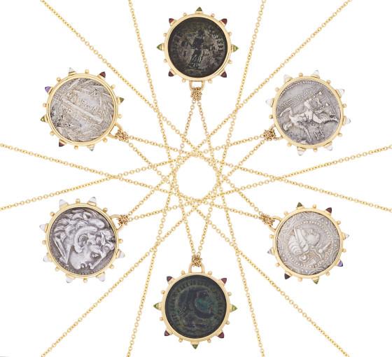 dubini coin jewelry
