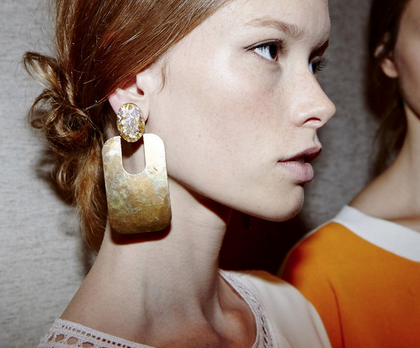big and brass from tory burch