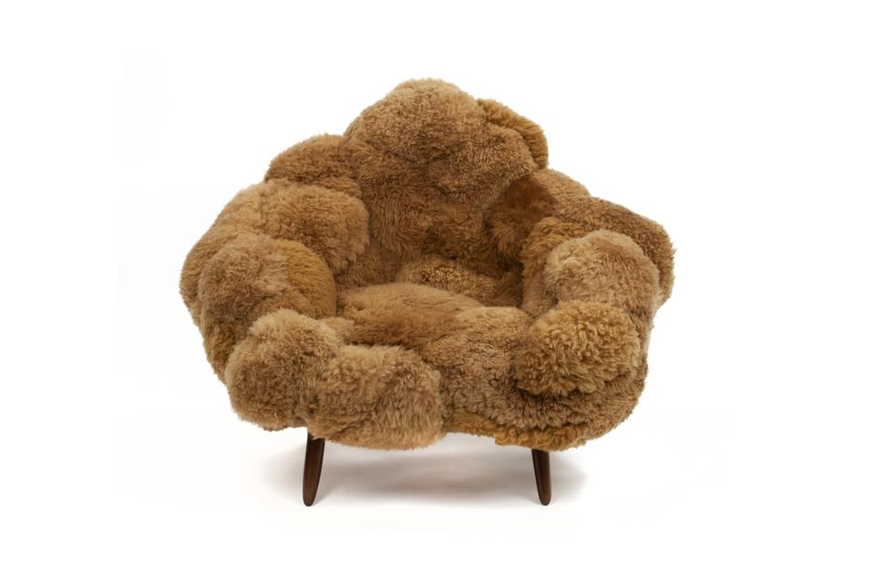 this wooly mammoth from campana brothers will stop your heart