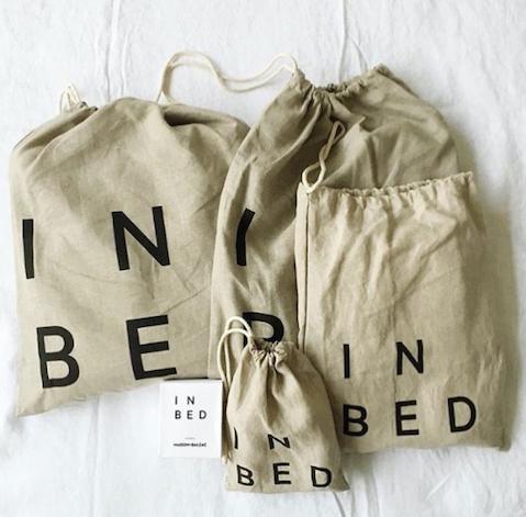 linen pouch packaging