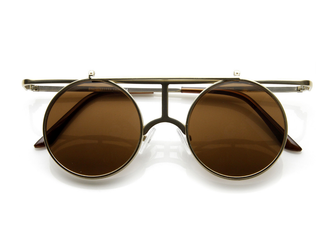 Steampunk Vintage Inspired Fashion sunglasses