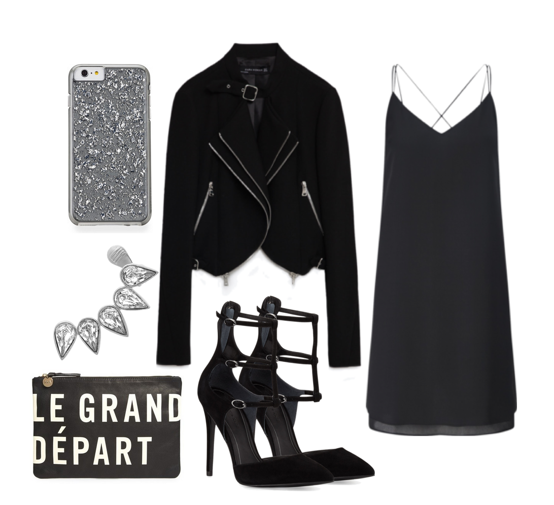 Hot hot hot!! This is your to go night style for a party at  Lavo  or a date night at  Bagatelle   SHOP THE POST: