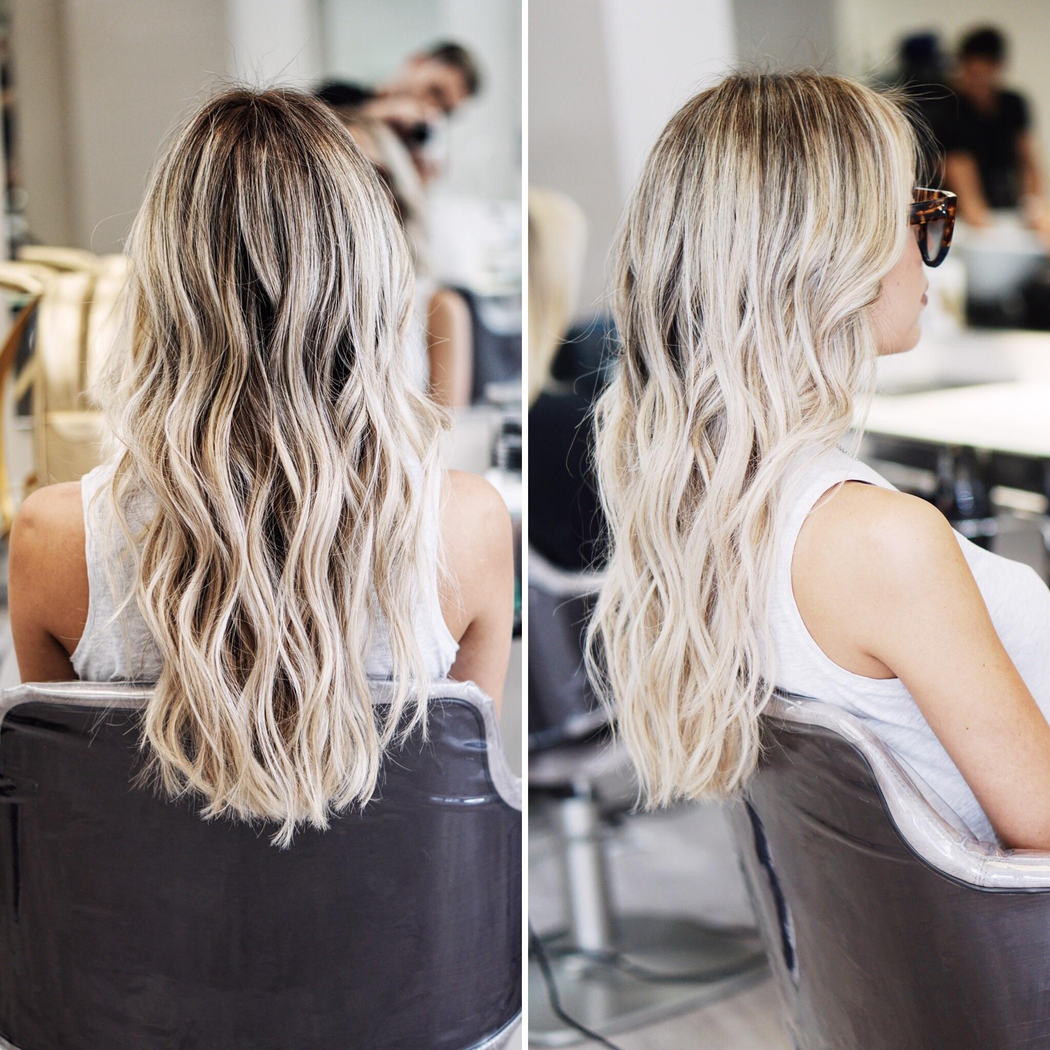 Balayage by @hairdesigner
