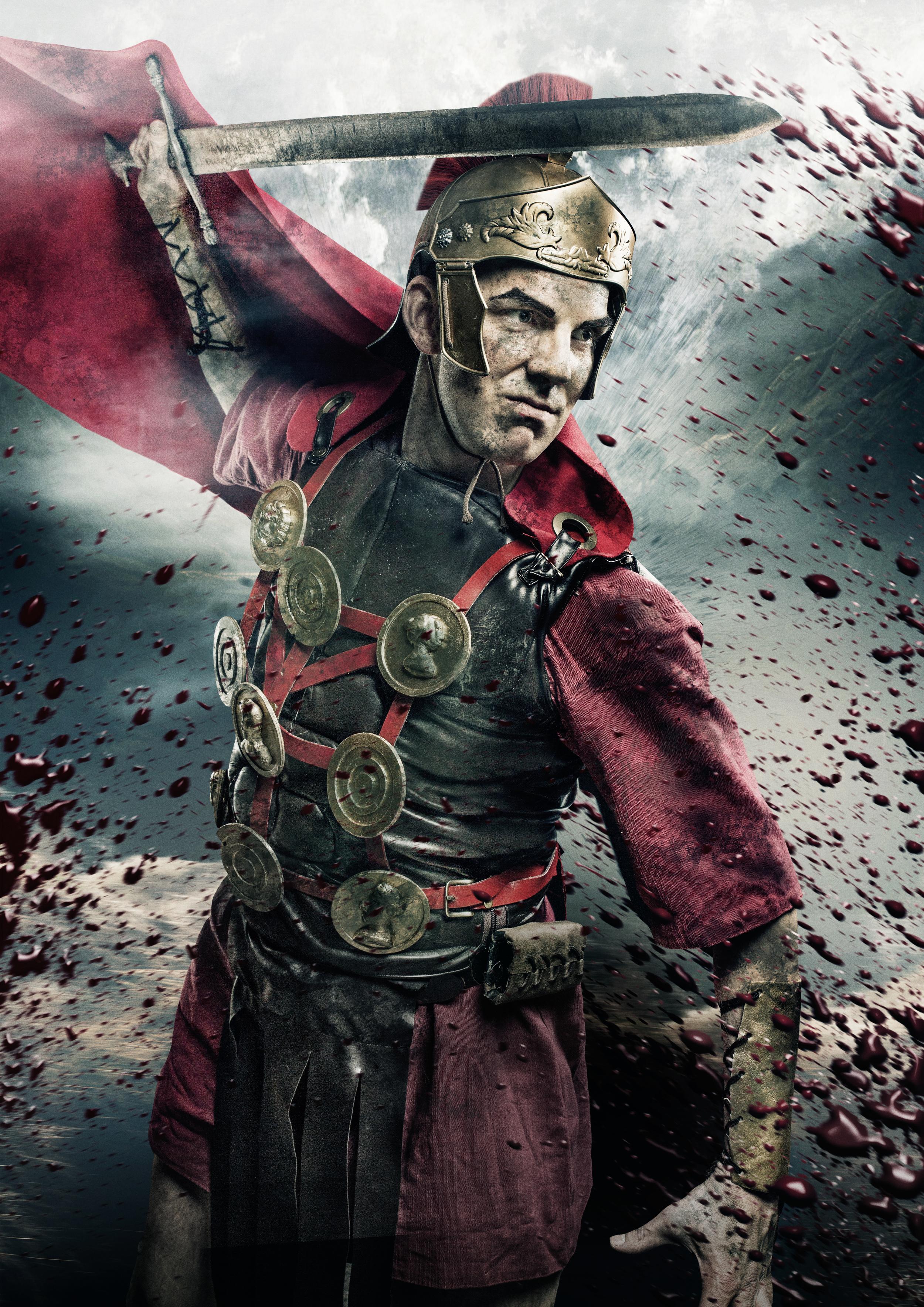 Hadrianus Mur - Kårspexet 2015/2016