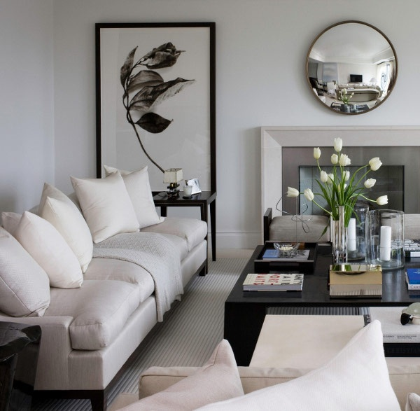 A styled room. Its real, but its been staged. No kid has been here for a while. Image Source: interiorsaddict.com