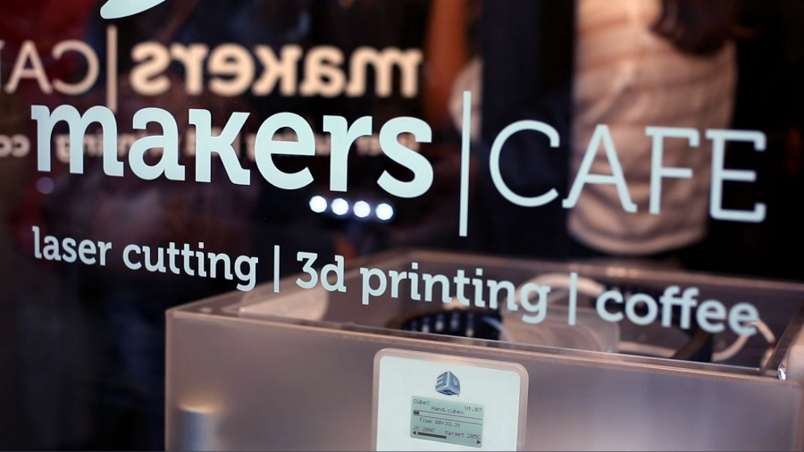 More accessible 3D printing, with coffee! Image Source -  www.ibtimes.co.uk