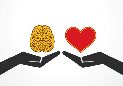Your head and your heart conundrum. Image Source: Playbuzz