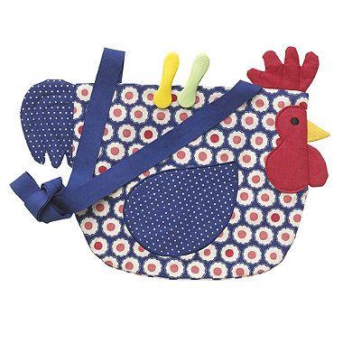Chicken Pegbag. Winner. Image source - Pinterest