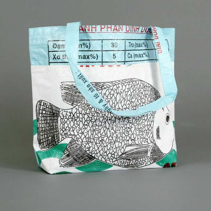 Ethical. Recycled. Practical. Plastic saving. Tick Tick Tick Tick. Image source - Pinterest  (mine too battered)