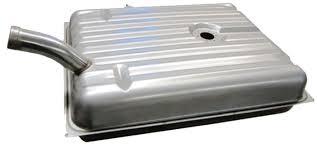 This is a 50 litre fuel tank. Image Source - Pexels.com