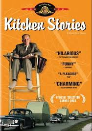 """""""Kitchen Stories"""" (2004) A great movie about designing kitchens. Highly recommend **** Image source IMDB.com"""