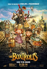 Copy of The Boxtrolls